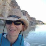 Alexn Canoeing Rio Grande, TX